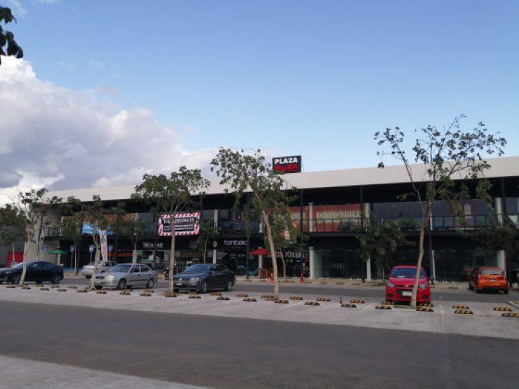 RENTA DE LOCALES COMERCIALES EN PLAZA MURA