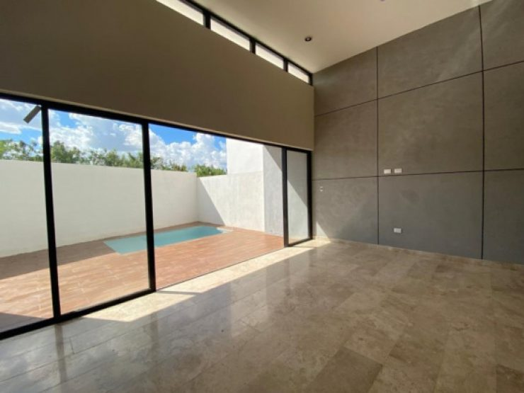 TOWNHOUSE EN CHOLUL CON O SIN MUEBLES