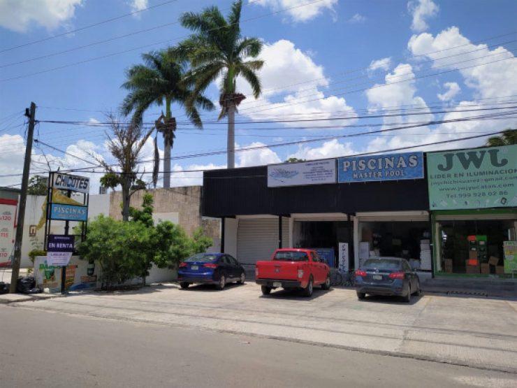 LOCALES COMERCIALES EN CHICHÍ SUÁREZ