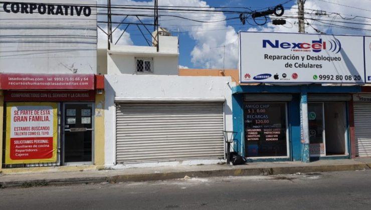 LOCAL COMERCIAL SOBRE AVENIDA PRINCIPAL FRENTE A PLAZA DORADA